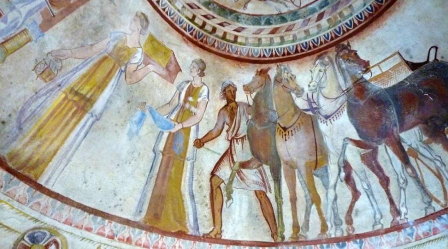 Kazanlak affreschi