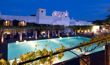 Masseria Boutique Hotel Resort 5 Stelle Lusso, Piscina, Golf & Spa