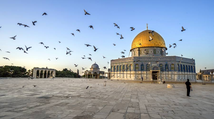 Gerusalemme La Cupola della Roccia