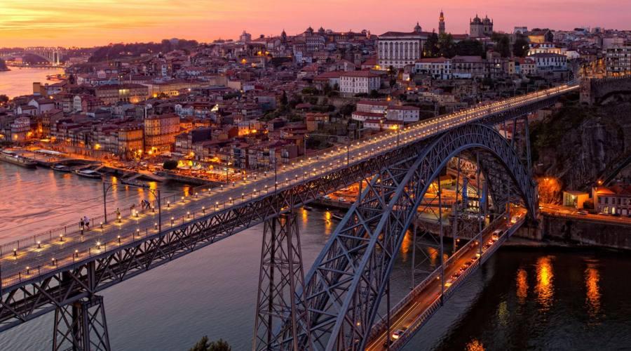 Lisbona, Pont Dom Luis I