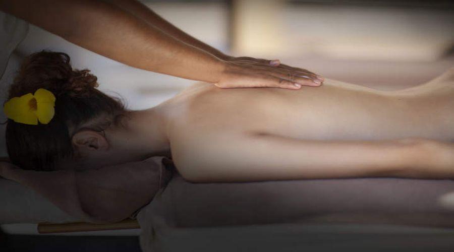 Viva Atzeca: Sala Massaggi