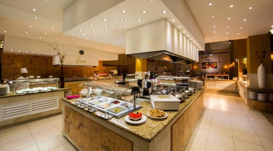 Viva Atzeca: Buffet