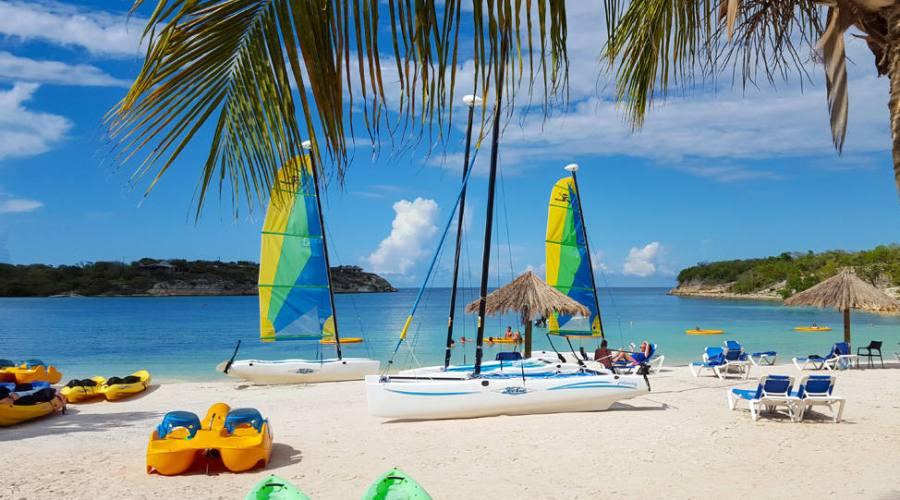 The Verandah Resort & Spa - la spiaggia