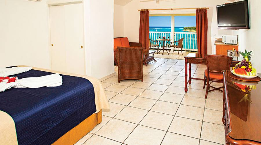 The Verandah Resort & Spa - camera vista mare