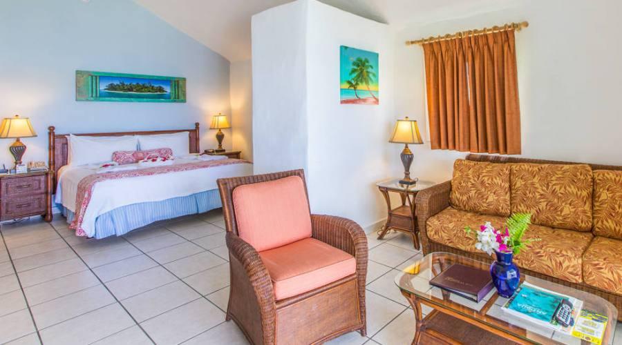 The Verandah Resort & Spa - una delle camere
