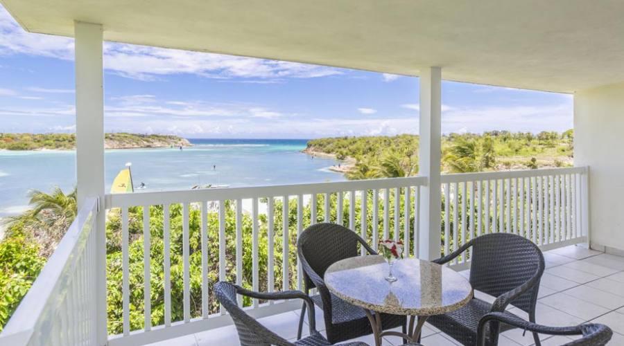 The Verandah Resort & Spa - terrazza camera fronte mare