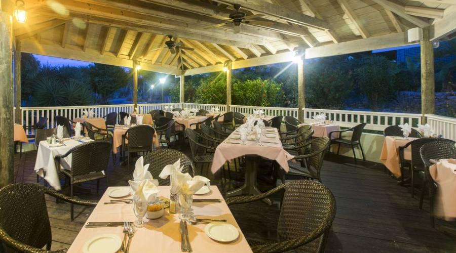 The Verandah Resort & Spa - uno dei ristoranti