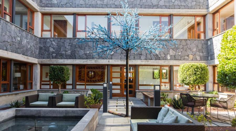 aree comune (hotel la casona del patio Santiago del Teide)