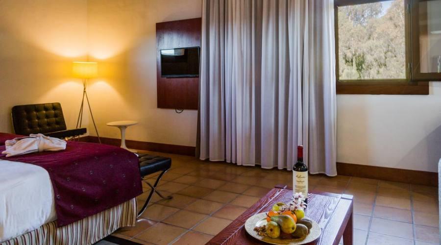 camera doppia (hotel la casona del patio Santiago del Teide)