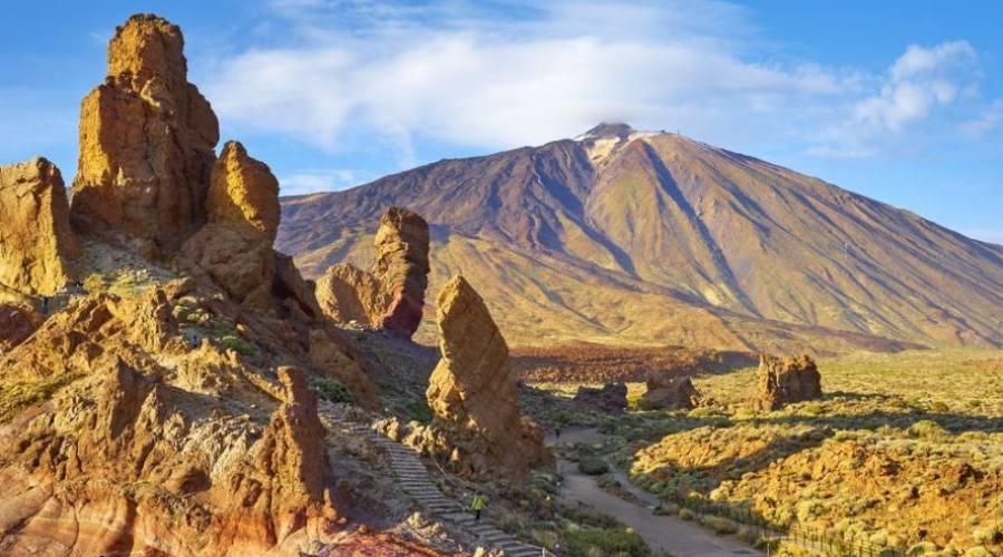 parco nazionale las cañadas del teide