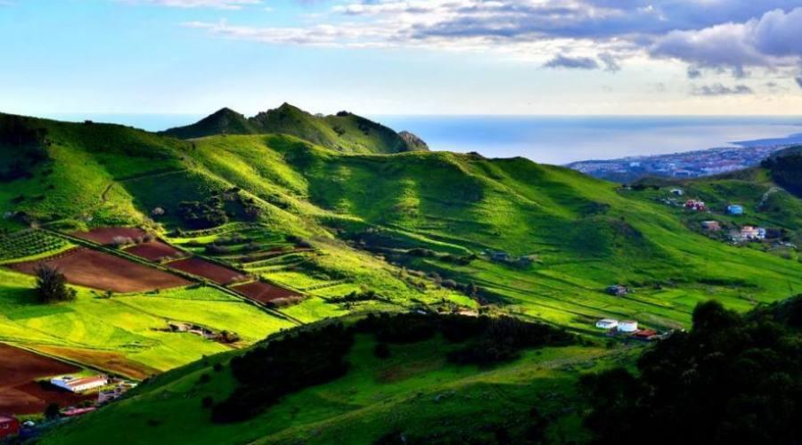 vista panoramica parco nazionale di...