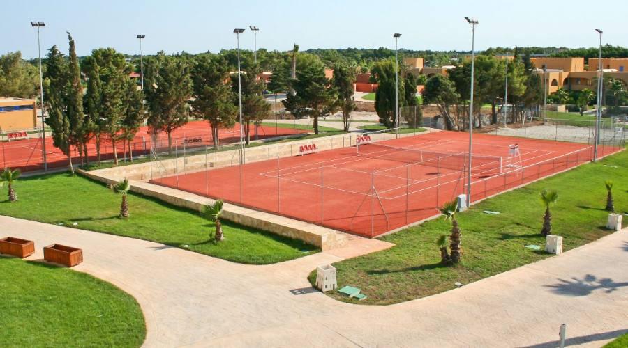 campo da tenis