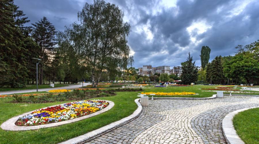 Sofia, parco in città