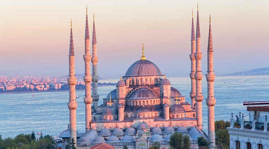 Moschea Blu di Sultan Ahmed