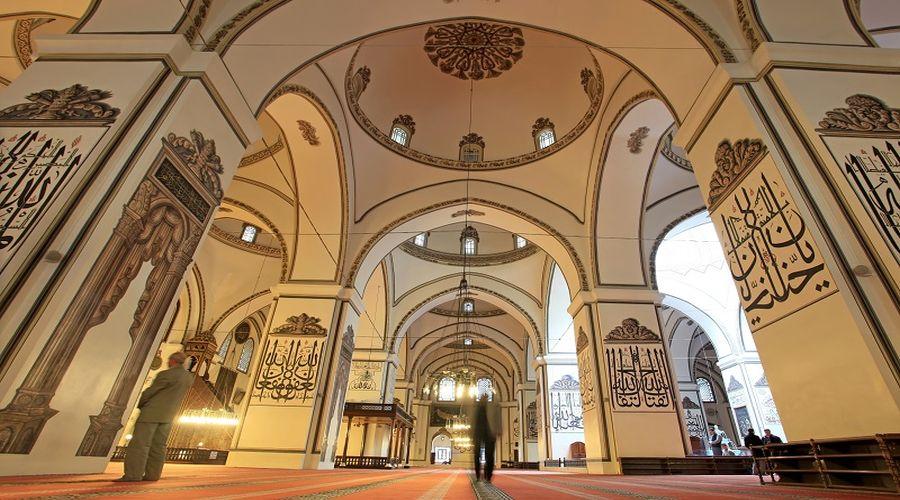 Grande Moschea di Bursa