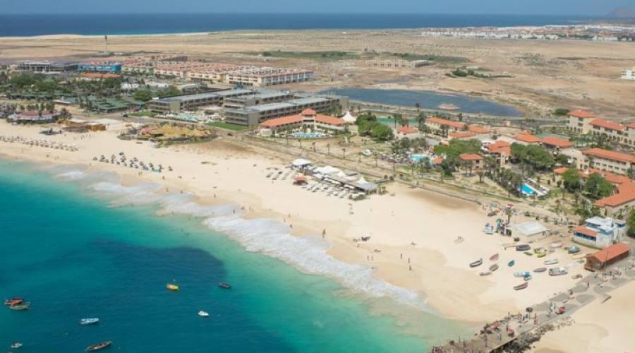 Spiaggia di Santa Maria - Sal