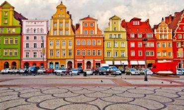 Week end nella capitale polacca !