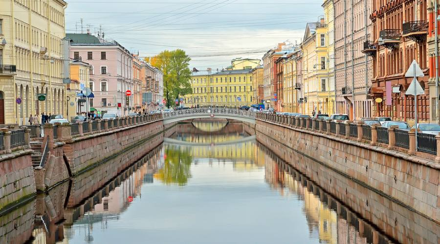 San Pietroburgo canale Griboyedov