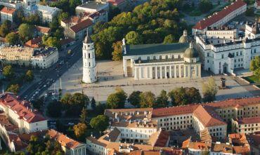 Le Capitali Baltiche in libertà