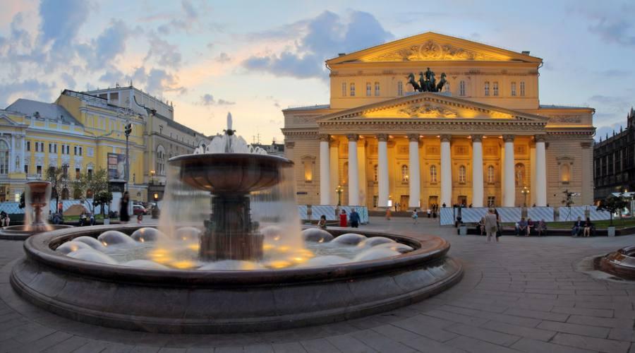 Mosca Teatro Bolshoi