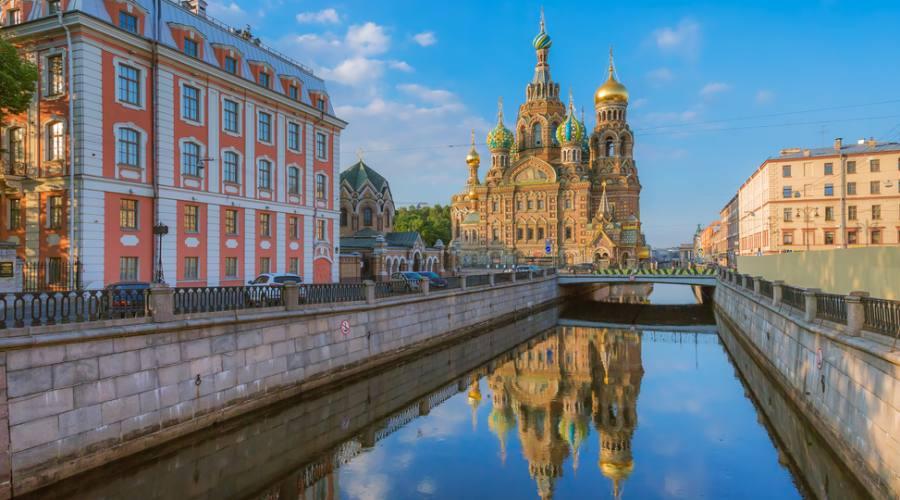 San Pietroburgo Chiesa della Resurrezione