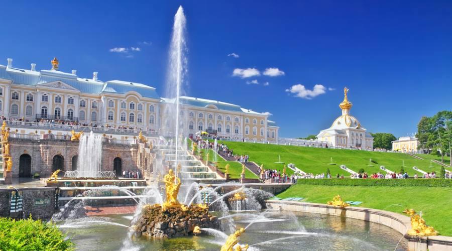 San Pietroburgo Peterhof