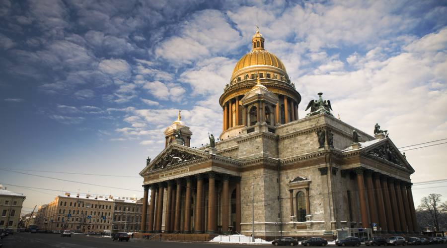 San Pietroburgo Cattedral di Sant'Isacco