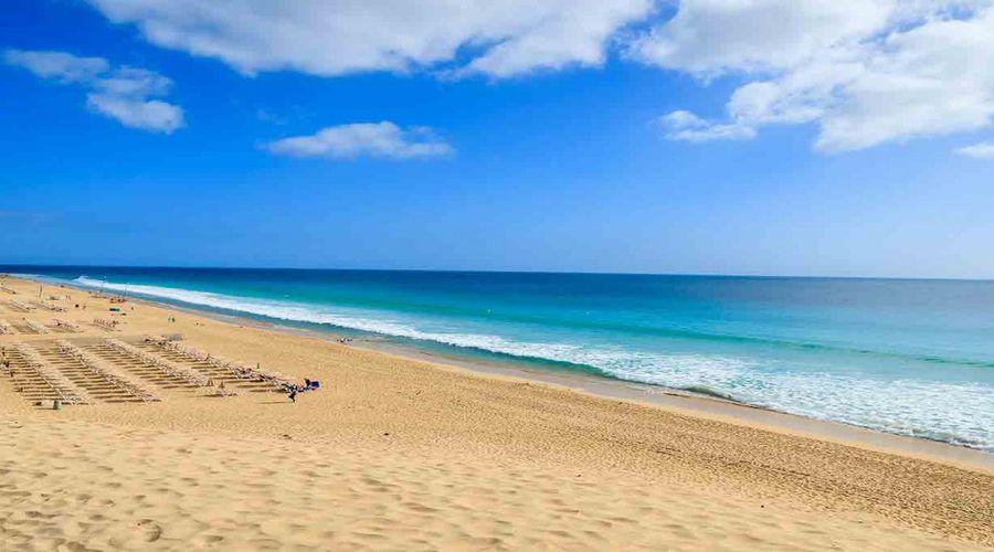 spiaggia costa calma