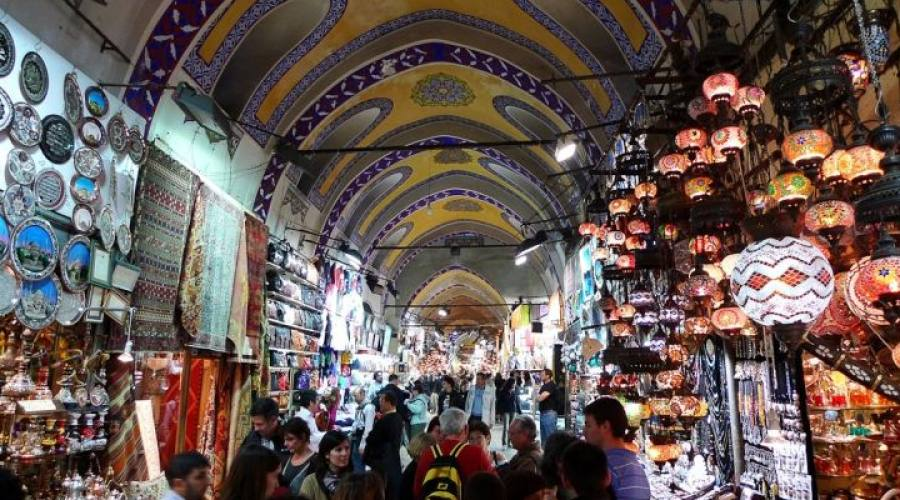 Istanbul Souk