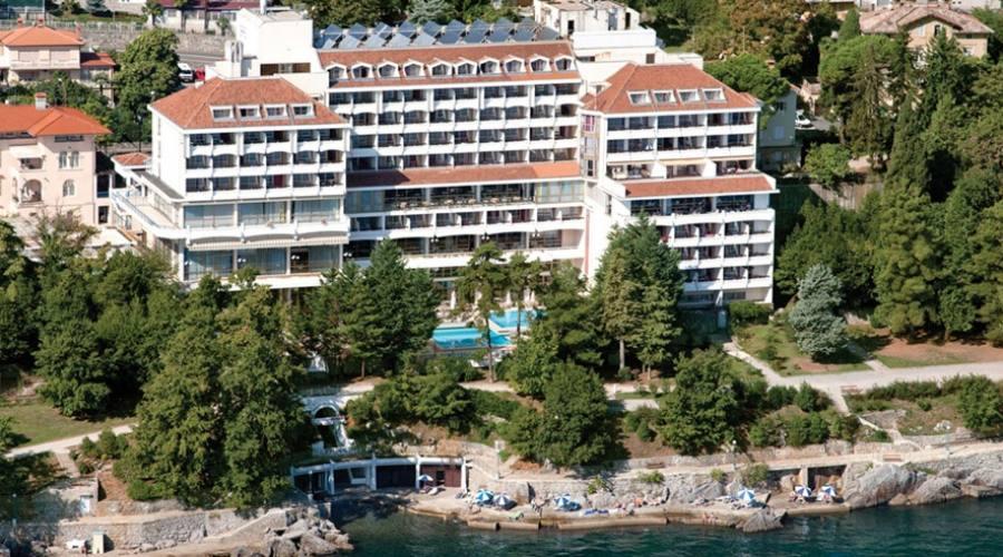 Soggiorno 4 stelle in hotel con piscina a lovran parti - Hotel cervia 4 stelle con piscina ...