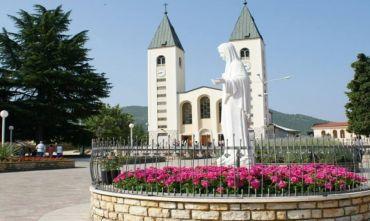 MEDJUGORJE con volo diretto da Napoli a Mostar  4/5 gg