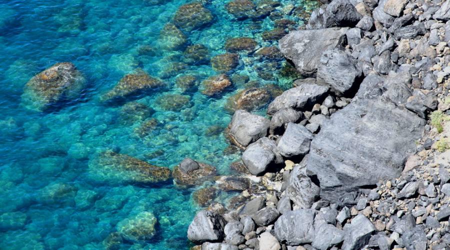 Ischia caletta libera