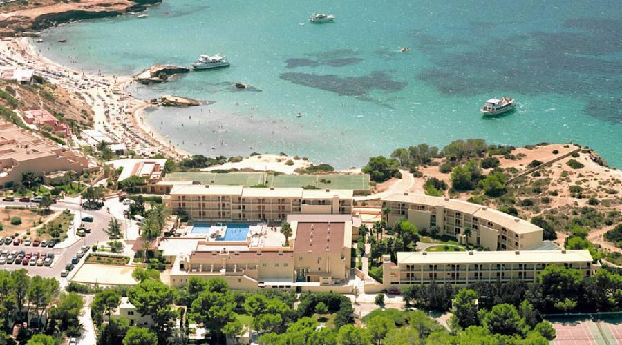 distanza tra l'hotel e la spiaggia