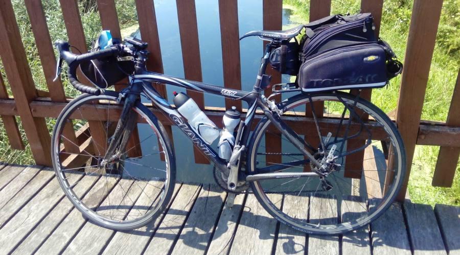 La bici è pronta, si parte