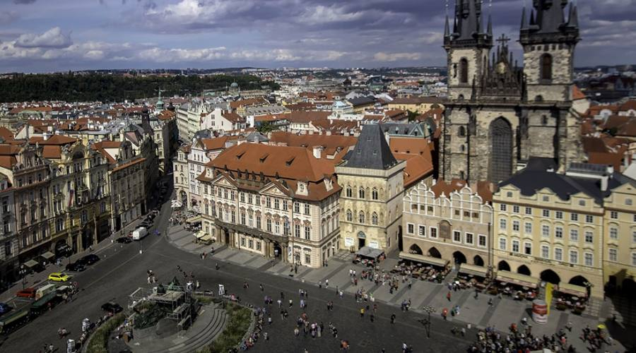 Praga, Stare Mesto
