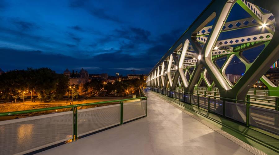 Bratislava, ponte sul Danubio