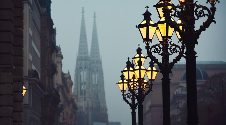 Si fa sera a Vienna