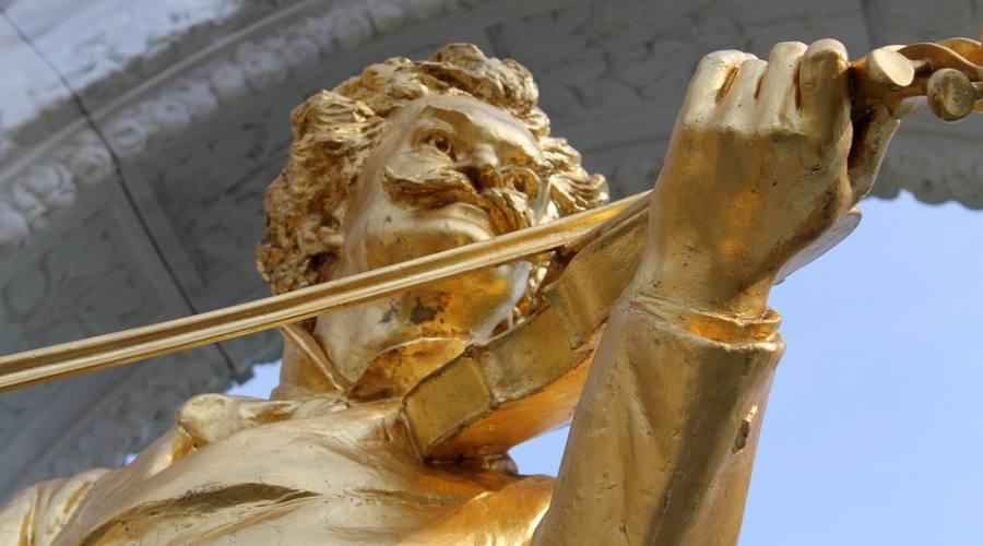 Vienna, Strauss
