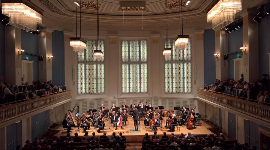 Vienna, un concerto