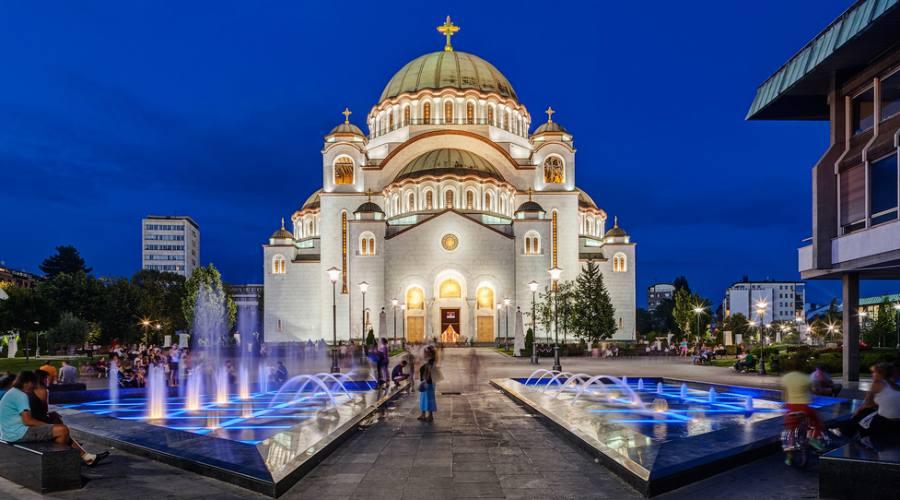 Belgrado, San Sava