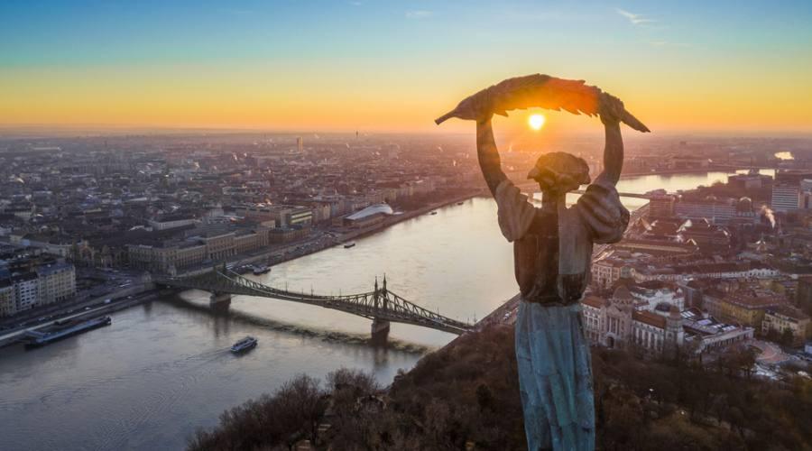 Budapest, panoramica