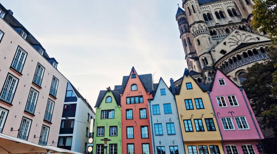 Colonia , i colori
