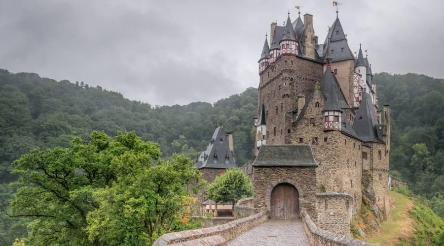 Coblenza, il castello