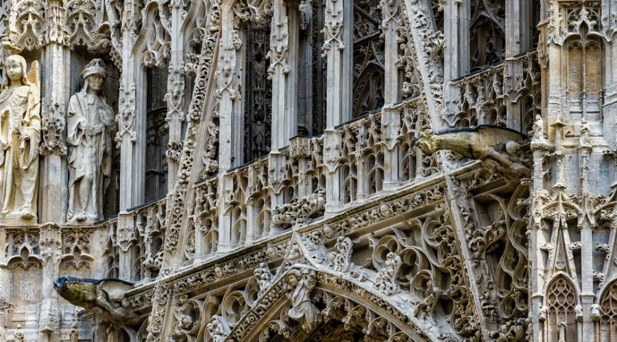 Rouen, cattedrale