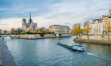 Da Parigi lungo la Senna: magica crociera d'autunno