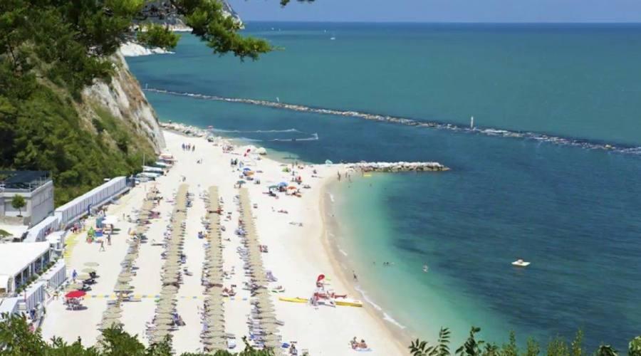 Le spiagge di Gabicce Mare