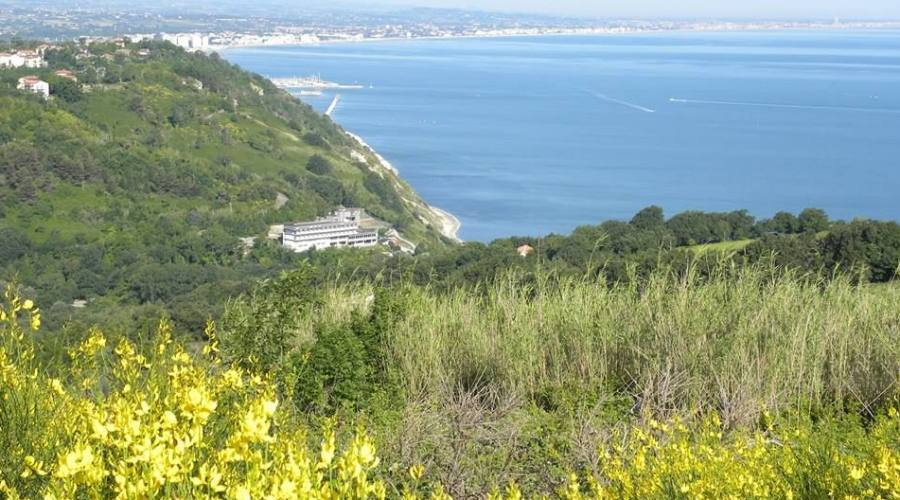 Panorama da Gabicce Monte