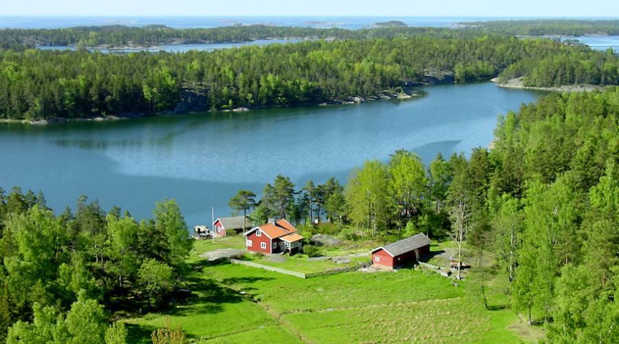 Finlandia, parco di Koli