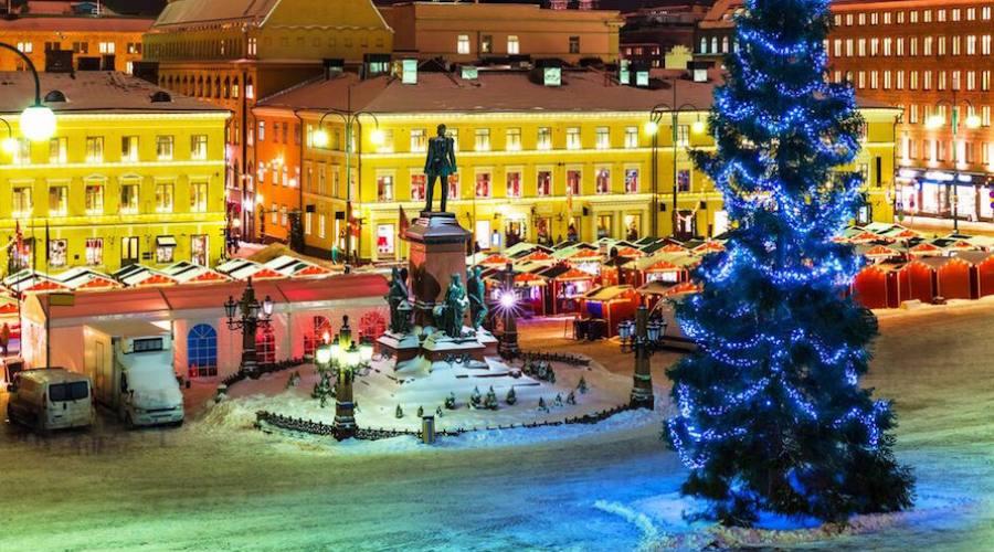 Mercatini di Natale a Helsinki