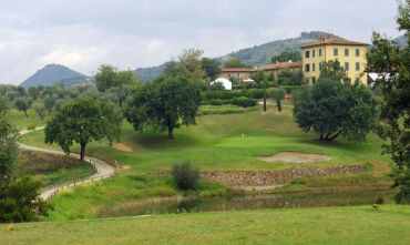 Speciale Golf & Spa a Montecatini Terme!